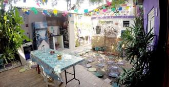 Hostel Margo - Natal - Patio