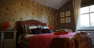 The Poplars - Lincoln - Bedroom