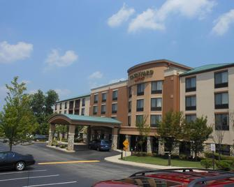 Courtyard by Marriott Pittsburgh Monroeville - Monroeville (Pennsylvania) - Gebouw