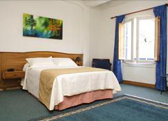 埃斯科里亞爾酒店 - 馬尼紮雷斯 - 馬尼薩萊斯 - 臥室