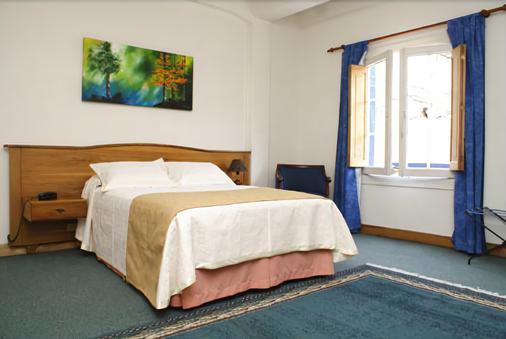 Hotel Escorial - Manizales - Bedroom