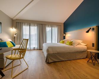 Best Western Montecristo - Бастія - Спальня