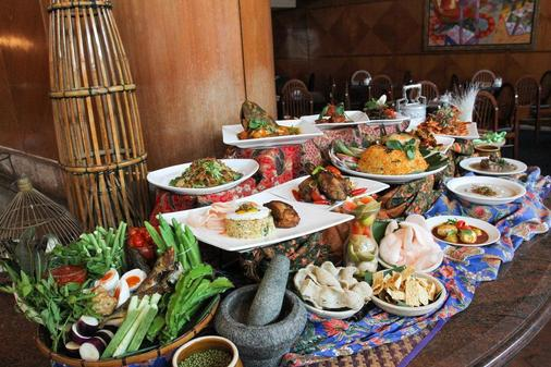 Hotel Royal Penang - George Town - Buffet