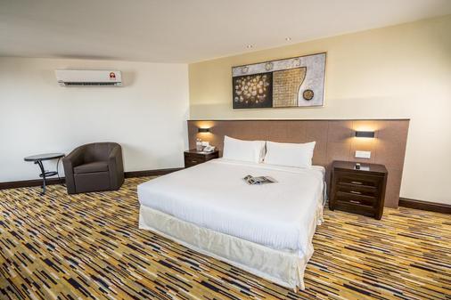 檳城皇家酒店 - 檳城喬治市 - 臥室
