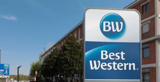 Best Western Hotel Cristallo - Mantua - Edificio