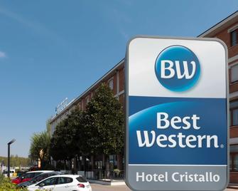 Best Western Hotel Cristallo - Mantova - Edificio