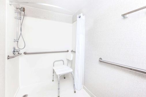 Ramada by Wyndham Lansing Hotel & Conference Center - Lansing - Bathroom