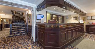 Salutation Hotel - Perth - Recepción