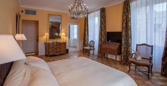 Hotel & Spa Le Bouclier D'or - סטרסבור - חדר שינה