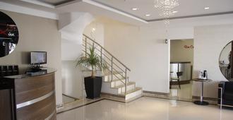Flex Inn Hotel - סאו פאולו - דלפק קבלה