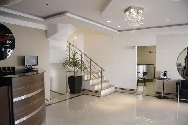 Flex Inn Hotel - Σάο Πάολο - Ρεσεψιόν