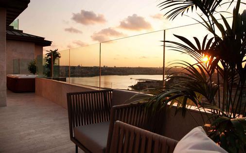 伊斯坦堡佩拉雷迪森布魯酒店 - 伊斯坦堡 - 伊斯坦堡 - 陽台