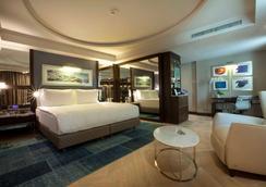 伊斯坦堡佩拉雷迪森布魯酒店 - 伊斯坦堡 - 伊斯坦堡 - 臥室