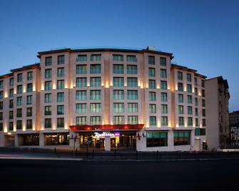 伊斯坦堡佩拉雷迪森布魯酒店 - 伊斯坦堡 - 伊斯坦堡 - 建築