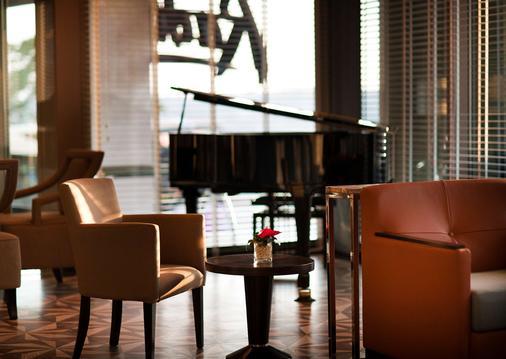 伊斯坦堡佩拉雷迪森布魯酒店 - 伊斯坦堡 - 伊斯坦堡 - 酒吧