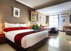 Ivory Hotel Bandung - Bandung - Phòng ngủ
