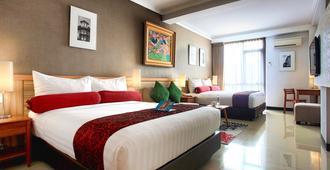 艾優拉象牙酒店 - 萬隆 - 萬隆 - 臥室