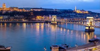 Intercontinental Budapest, An IHG Hotel - בודפשט - נוף חיצוני