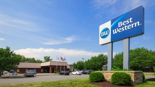 SureStay Plus Hotel by Best Western Albany Airport - Albany - Rakennus