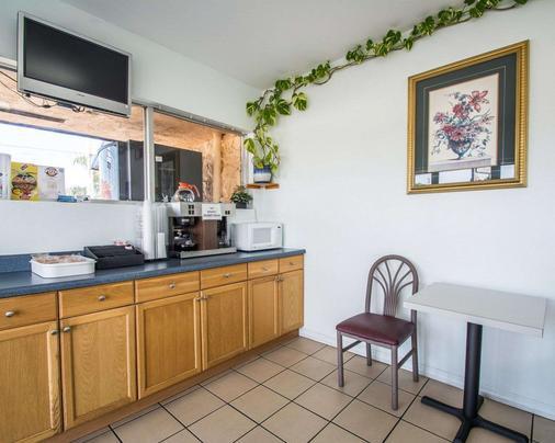 Rodeway Inn - Fort Pierce - Restaurant