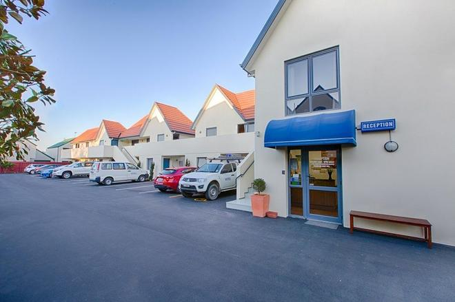 Bella Vista Motel And Apartments Christchurch - Christchurch - Rakennus