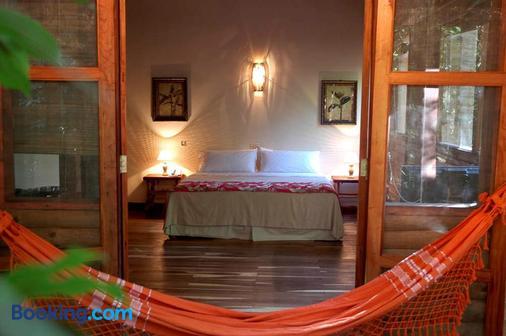 La Aldea de la Selva Lodge - Puerto Iguazú - Phòng ngủ