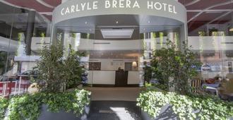 Carlyle Brera Hotel - Milan - Building