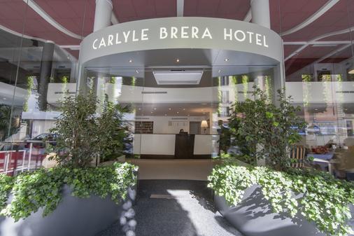 Carlyle Brera Hotel - Milán - Edificio