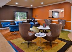 Fairfield Inn By Marriott Hattiesburg - Hattiesburg - Oleskelutila