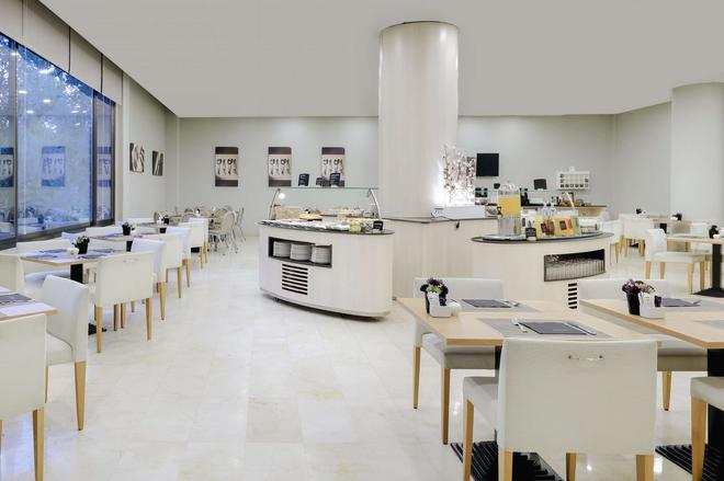 Hotel Hesperia Sant Just Desvern - Barcelona - Restaurante