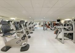 Hotel Hesperia Sant Just Desvern - Barcelona - Gym