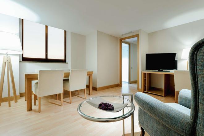 Hesperia Sant Just - Barcelona - Dining room