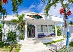 Mahalo House - San Andrés - Rakennus
