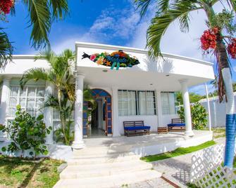 Mahalo House - San Andrés - Building