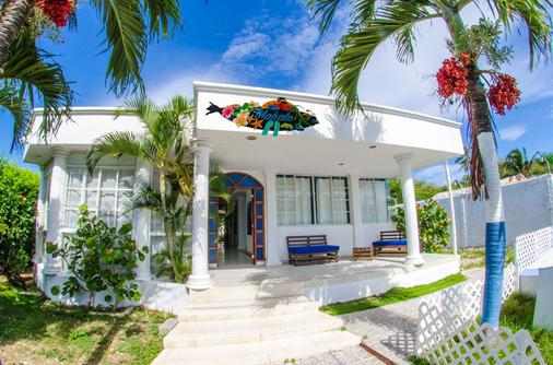 Mahalo House - San Andrés - Κτίριο