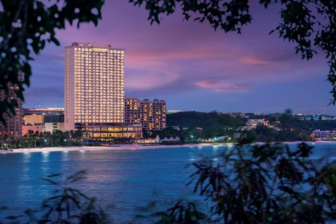 關島都喜天麗度假酒店 - 塔穆寧 - 建築