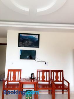 Hoang Kim Hotel - Hà Giang - Living room