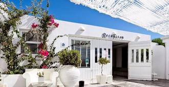 Rocabella Santorini Hotel & Spa - Imerovigli - Bangunan