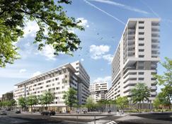Montempô Marseille Centre Euromed - Marseille - Building