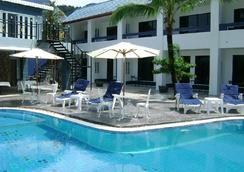 Peter Pan Resort - Patong - Piscina