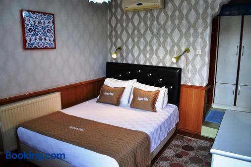 阿斯帕瓦酒店 - 德尼茲利 - 帕莫卡萊 - 臥室