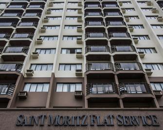 Astron Saint Moritz - São Bernardo do Campo - Gebäude
