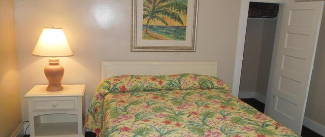 The Admiral Hotel Motel - Ocean City - Bedroom