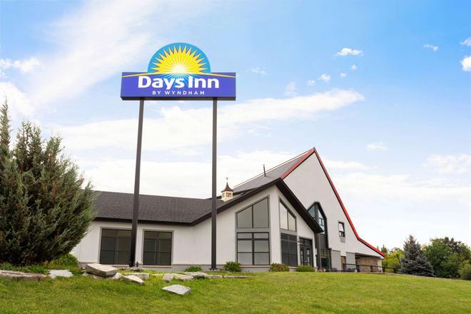 Days Inn by Wyndham Kingston - Kingston - Rakennus