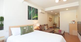 Happiness Yes Hostel 2 - Yilan City - Bedroom