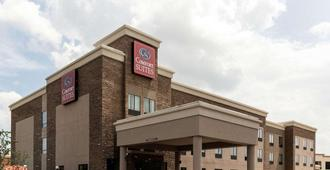 Comfort Suites near Westchase on Beltway 8 - Houston - Bâtiment