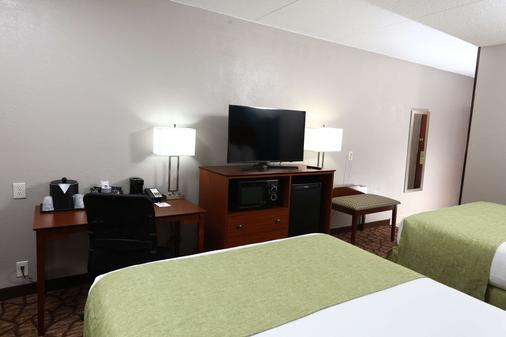 Best Western Hospitality Hotel & Suites - Grand Rapids - Makuuhuone