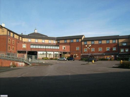 The Birmingham Hotel - Birmingham - Building