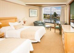 Hotel Marina Villa del Rio - Valdivia - Bedroom