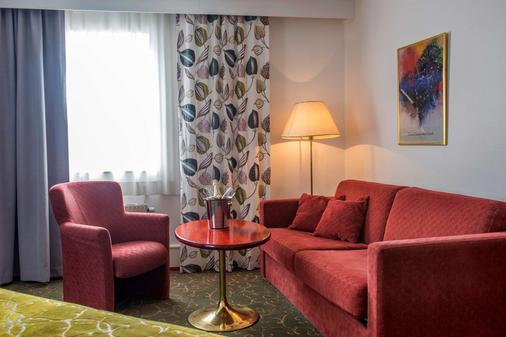 Best Western Strand Hotel - Visby - Living room